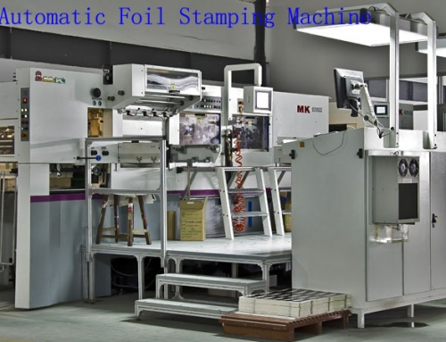 Post-Printing Finish Equipment