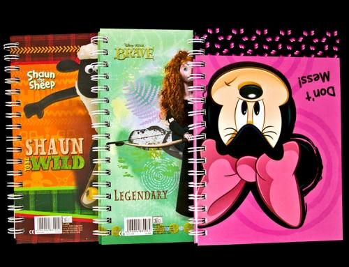 Notebook Spiral 3