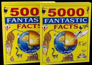 5000 fatti fantastici