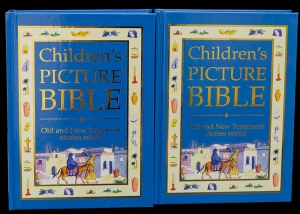 children picture bible