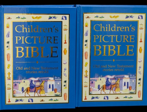 Enfants Photo Bible