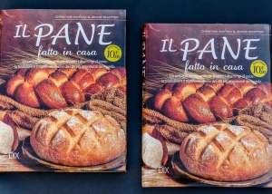 bread book printed by APG for Rusconi