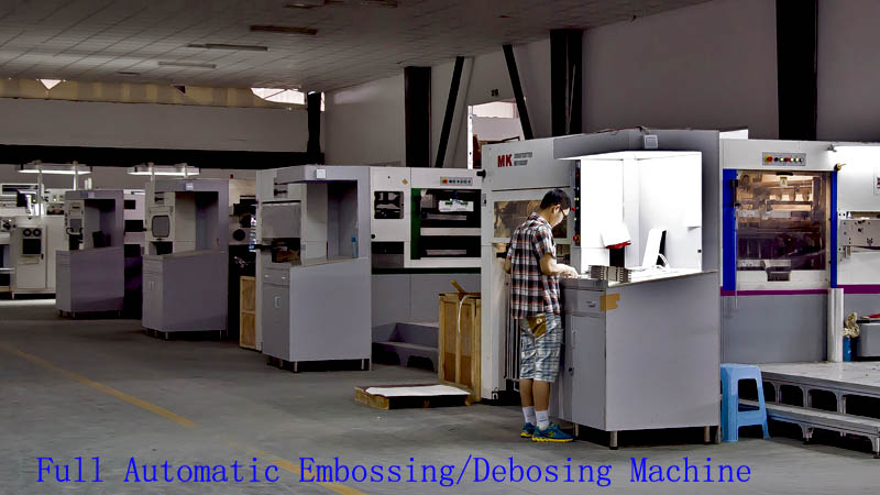 Post-Printing Finish Machines